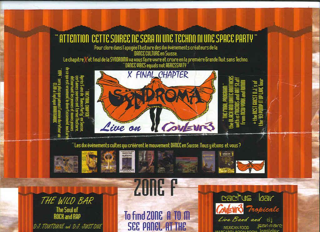Dancefloor Syndroma ouf 31_12_93_Montreux_verso2